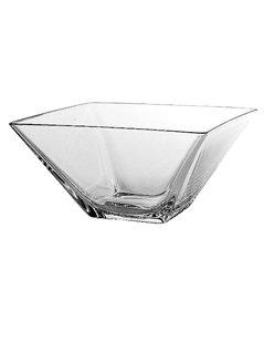 insalatiera quadrata, insalatiera di vetro, contenitore di vetro