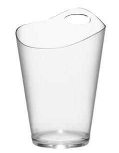secchiello, secchiello in plastica, secchiello per bottiglie
