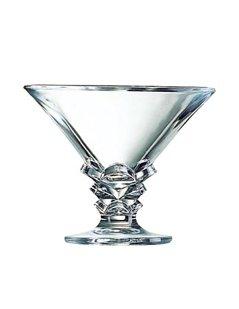 coppa per gelato, coppa in vetro, coppa di vetro