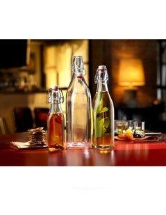 contenitore per olio in vetro, contenitore aceto, contenitori in vetro