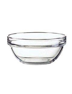 ciotola in vetro, insalatiera di vetro