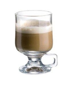 bicchiere per caffè, bicchiere di vetro