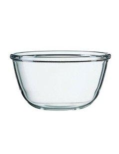 ciotola in vetro, insalatiera in vetro
