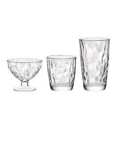 bicchieri decorati, bicchieri di vetro, vendita bicchieri