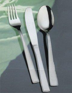 posate, posate in acciaio, coltello, forchetta