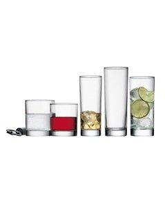 bicchieri di vetro, bicchieri per cocktail, bicchieri
