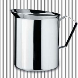 lattiera cilindrica