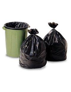 sacchi immondizia, pattumiera, sacco di plastica