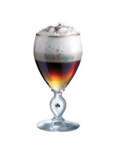 bicchiere per irish coffe, bicchiere in vetro
