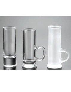 bicchieri per grappe, bicchieri di vetro, set di bicchieri