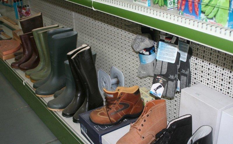 calzature per giardinaggio