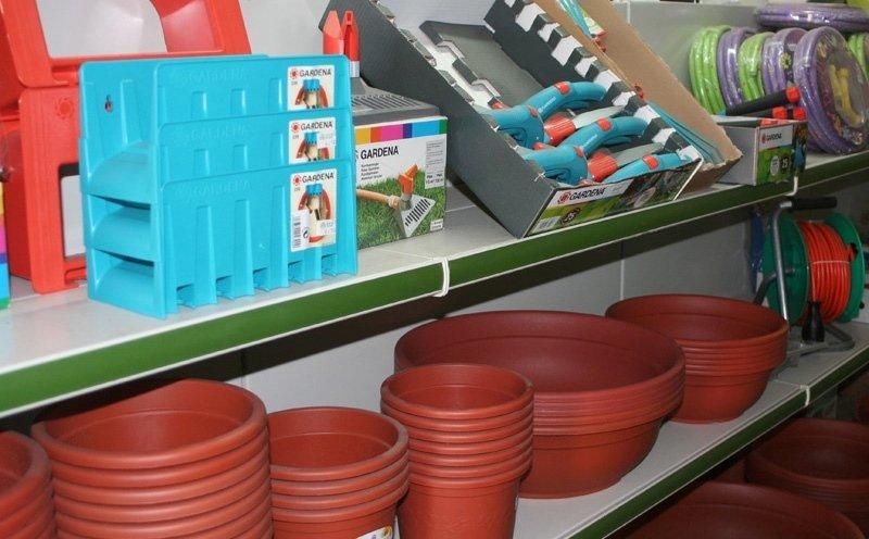 vasi e irrigazione
