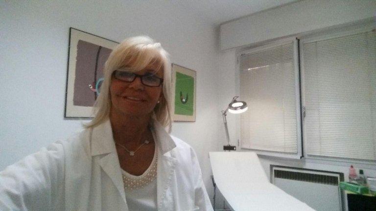 Dottoressa Manfredi Manuela