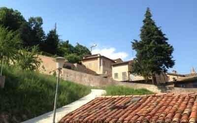 Consolidamento edificio a Urbino