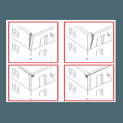 Consolidamento Tiranti - Ribaltamento Semplice
