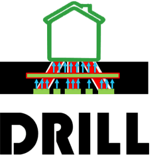 Rinforzo Fondamenta - Drill Geosystem®