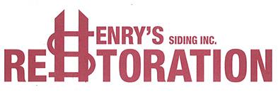 Henry's Restoration & Siding Corporation