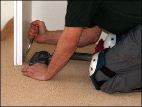 New carpets - Longbridge, Warwick, Warwickshire - Fairways Carpets - Carpet fitting