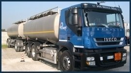autotreno prodotti petroliferi