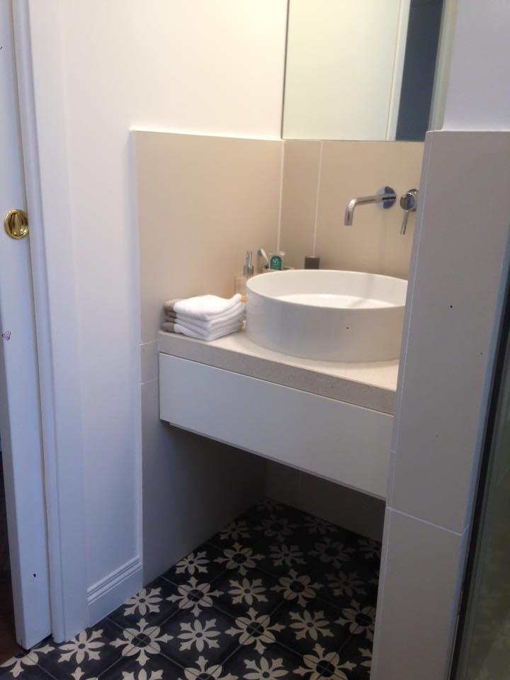 lavabo bagno ristrutturato