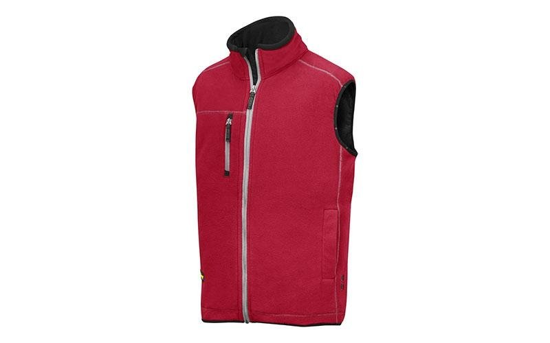 Gilet in pile A.I.S.