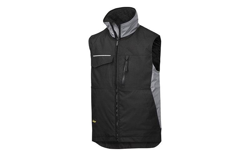 Gilet invernale Rip-stop