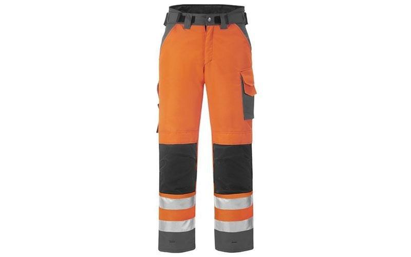 Pantaloni invernali in alta visibilità, classe 2