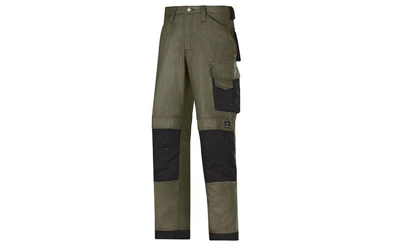 Pantaloni Canvas+