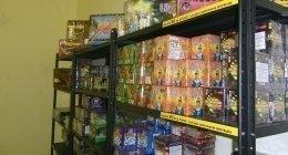 articoli di libera vendita, giocattoli pirici, fuochi artificiali