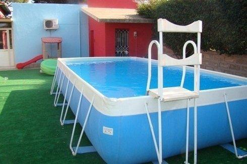 Asilo privato con piscina