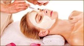 maschera, peeling, esfoliazione