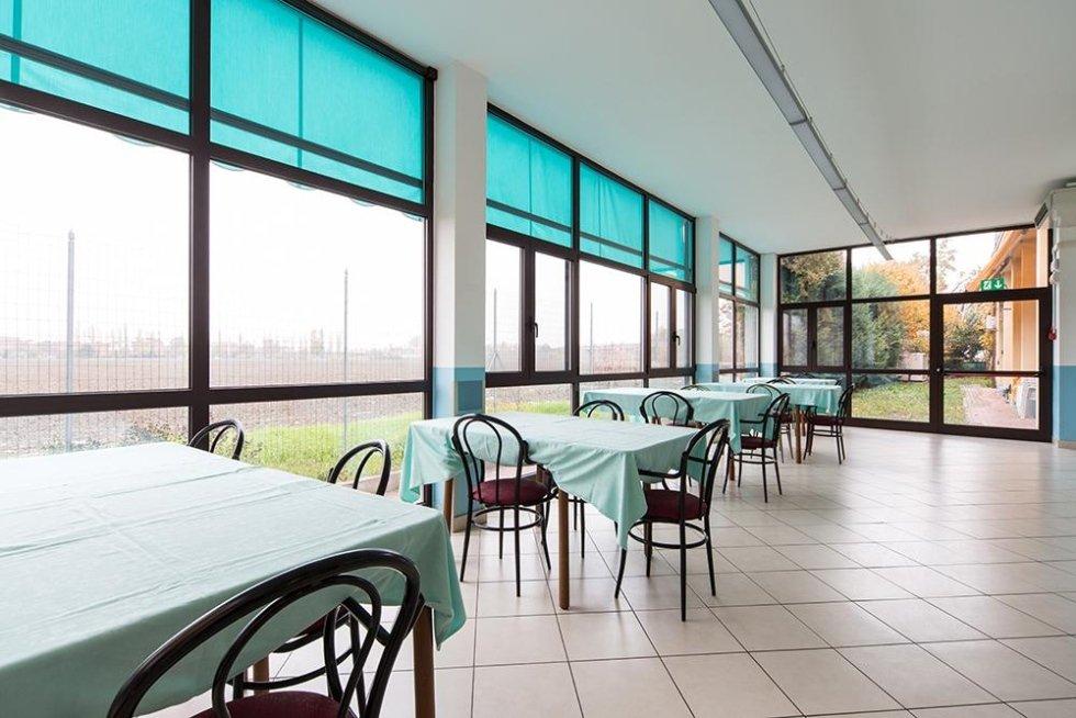 area ristoro villa margherita