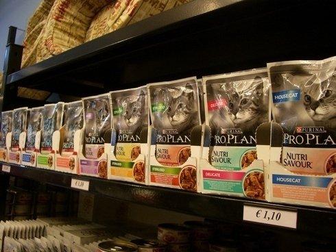 gamma alimenti per gatti