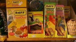 vasto assortimento di alimenti