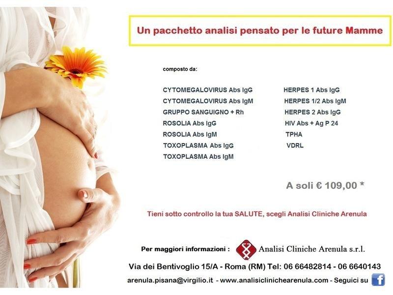 promozione donna incinta