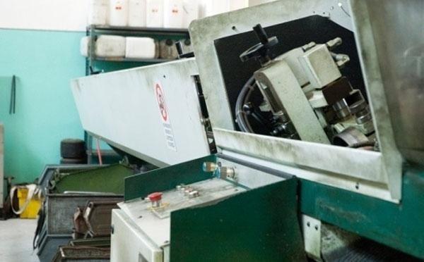 La nostra produzione si avvale di macchine all