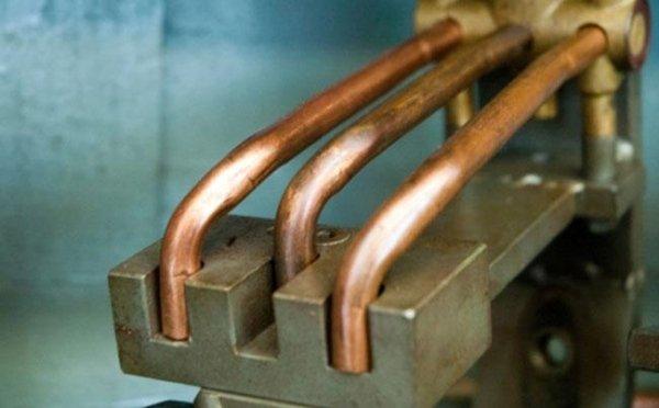 Tubi per condizionamento il prodotto lavorato