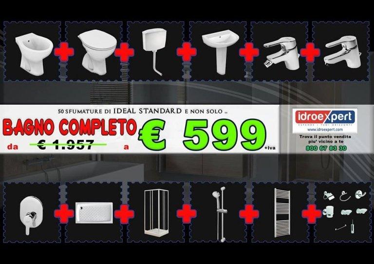 Offerte arredo bagno catania la nuova idraulica