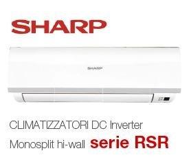 condizionatore sharp