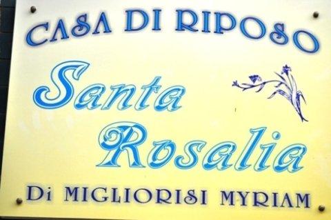 casa di riposo Santa Rosalia