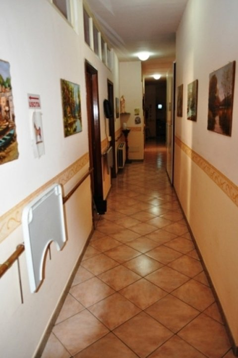 corridoio alloggi