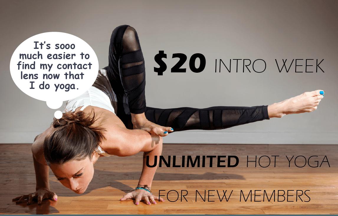 Carle Place Hot Yoga