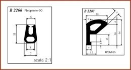 progettazione di guarnizioni industriali