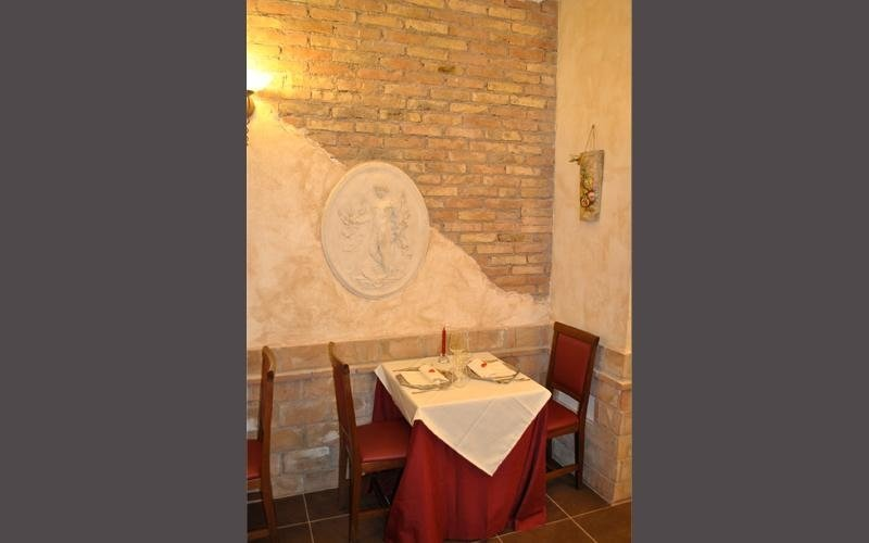 restaurant for business dinners rome