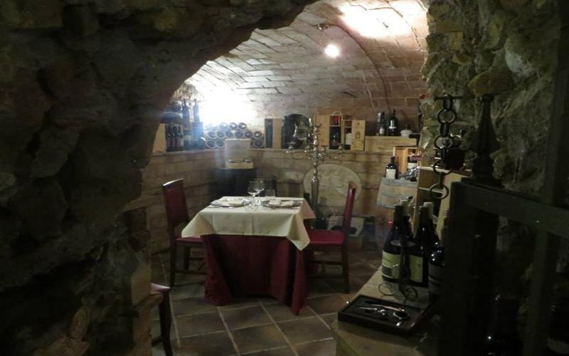 ristorante intimo Roma