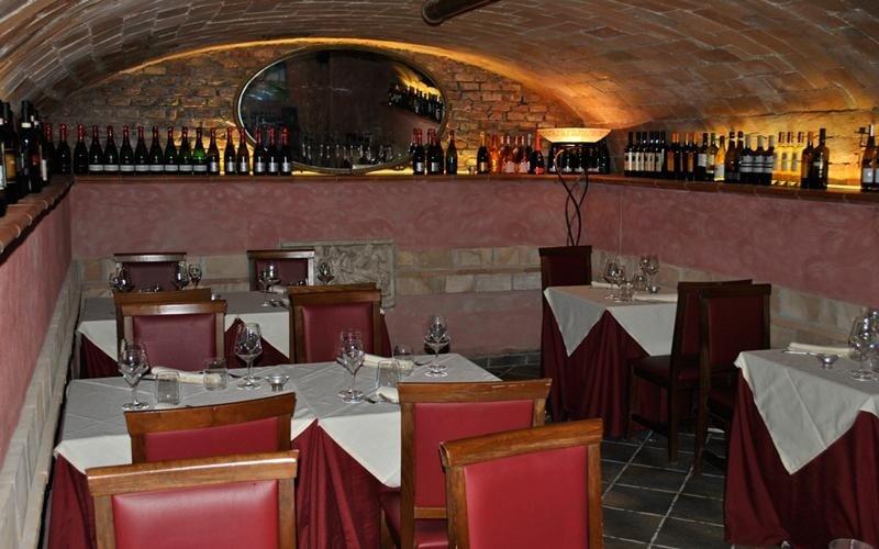 ristorante menu di pesce Roma