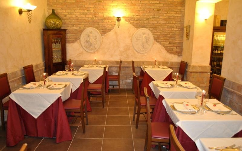 restaurant for parties Rome