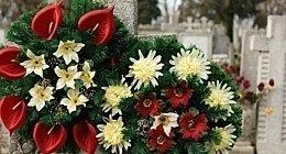 organizzazione funerale con addobbo funebre