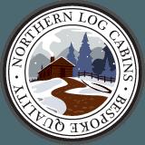 Northern Log Cabins logo