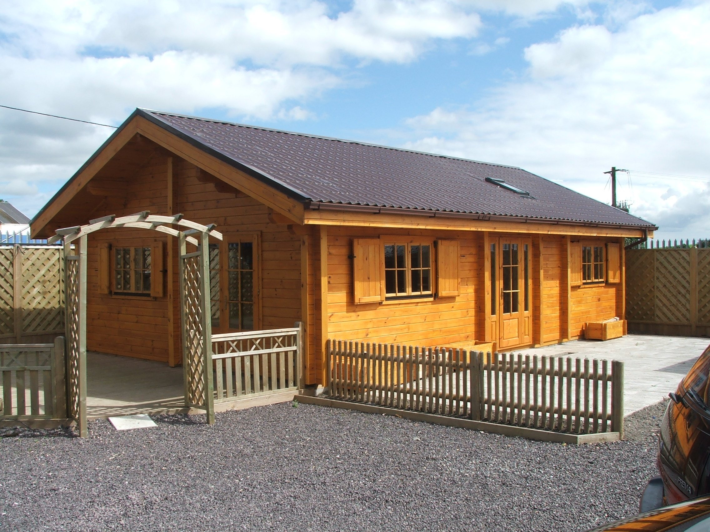 Cosy Two Bedroom Cabins In Driffield